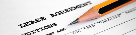 Agreements to Lease – Clauses for Consideration