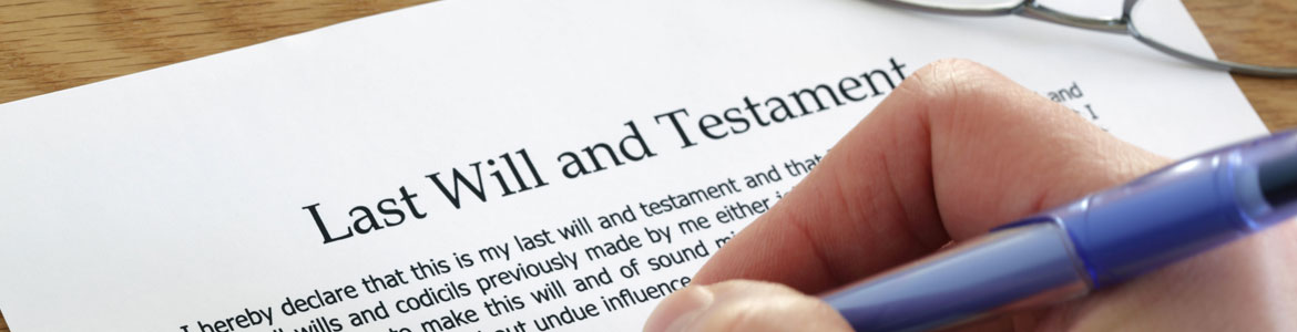 Why have a Will?