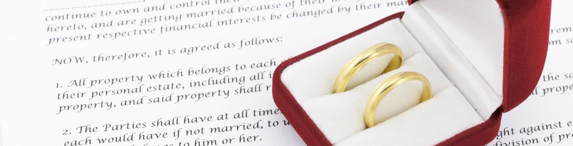 Your Guide to Contracting Out / Prenuptial Agreements